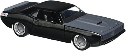 Fast & Furious Letty's 1970 Plymouth Barracuda 1:24 DieCast