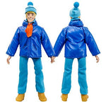 Retro 8 Inch Blue Jacket Fred - UniqueVintages