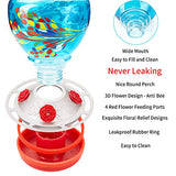 Retro Phoenix Hummingbird Feeder 38oz
