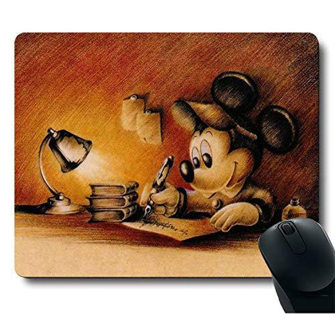 Disney Mickey Vintage Mouse Pad - UniqueVintages