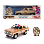 1980 Stranger Things Hopper's Chevy Blazer 1:24 DieCast