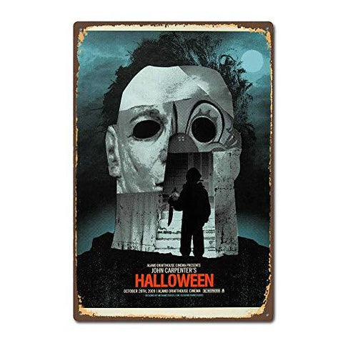 Halloween 1978 Horror Movie Vintage Sign - UniqueVintages