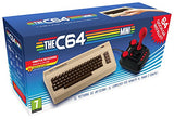 C64 Commodore + 1 Joystick + 64 Games Pre-Installed