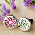 2PCS Car Essential Oil Diffuser Vent Clip