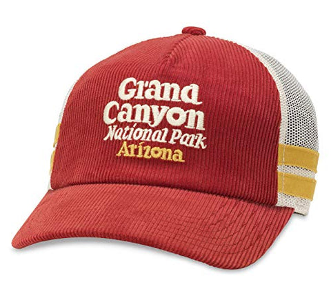 Grand Canyon Mesh Retro Snapback Cap