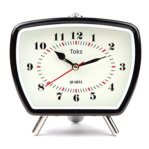 Vintage Retro Inspired Analog Alarm Clock