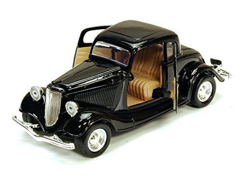 1934 Ford Coupe 1:24 DieCast - UniqueVintages