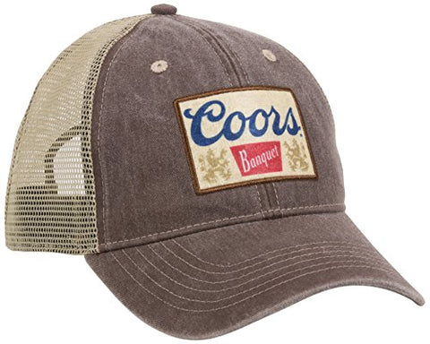 Coors Casual Mesh Back Retro Cap