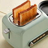 Retro Style Toaster & Frying Pan