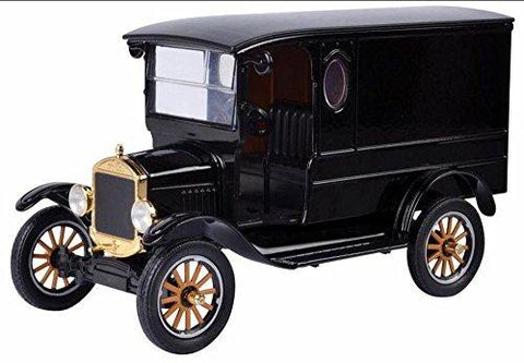 1925 Ford Model T Paddy Wagon 1:24 DieCast - UniqueVintages