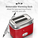 2-Slice Retro Style Toaster - UniqueVintages