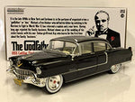 The Godfather 1955 Cadillac Fleetwood Series 60 1:24 DieCast