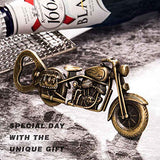 Vintage Motorcycle Bottle Opener