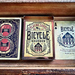 Bicycle Bourbon Vintage Playing Cards