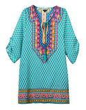 Dress Vintage Bohemia  the new look of bohemian is the most popular and fashionable