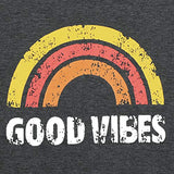 Good Vibes Vintage Sleeveless T-Shirt