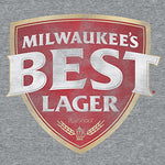 Milwaukee's Best Lager Retro T-Shirt