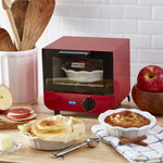 Retro Mini Toaster Oven