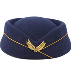 Flight Attendant Hat