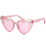 Clout Vintage Heart Sunglasses
