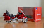 2010 Honda Gold Wing Red 1:12 DieCast