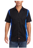 Dickies Men's Short-Sleeve Vintage Shirt