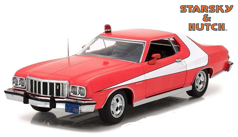 Starsky and Hutch 1976 Ford Gran Torino 1:24 DieCast