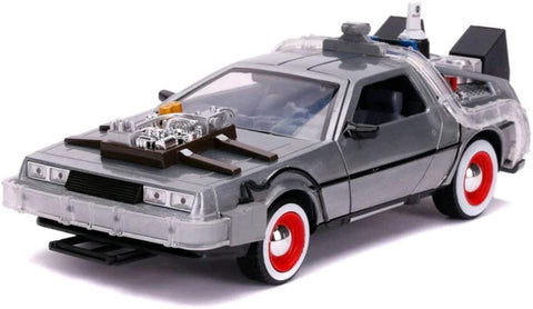 Back to The Future Part III 1:24 DieCast
