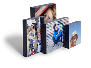 Buy 3 Photo Blocks and have the 4th for FREE