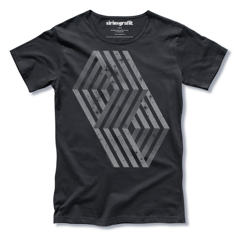Doors of Perception | Black | Graphic T Shirt