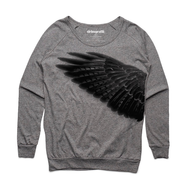 We Make Our Truth | Grey Marle Pullover