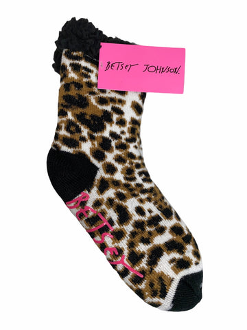 BETSEY JOHNSON SLIPPERS/SOCKS
