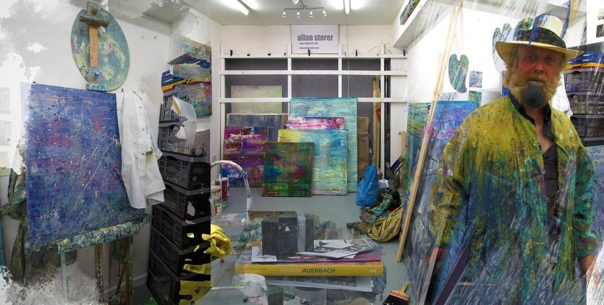 Artist Studios: the Magic Happens Here!