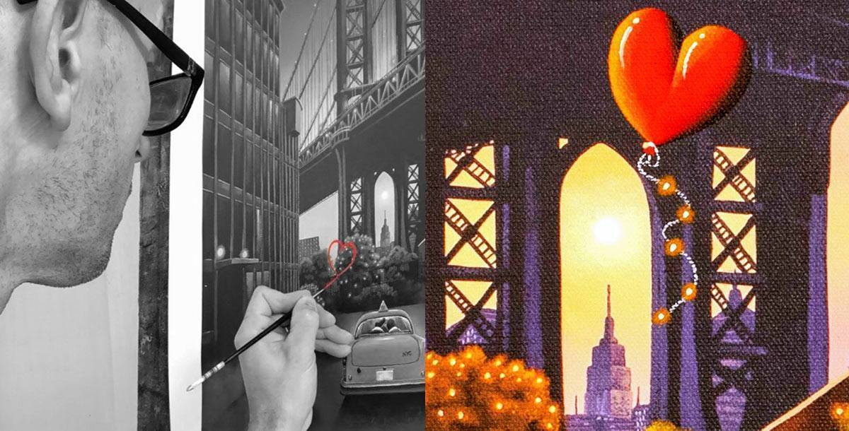 David Renshaw - A New York Fairytale Boutique Edition