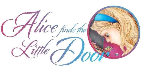 Kerry Darlington - Alice Finds the Little Door
