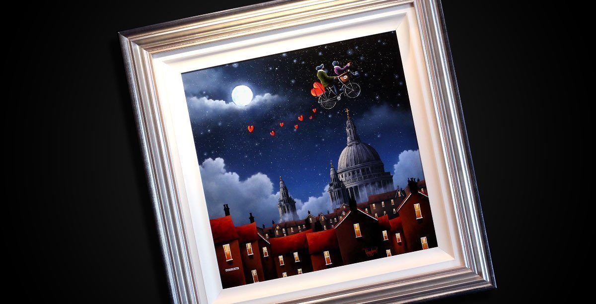 Exclusive Limited Edition from David Renshaw