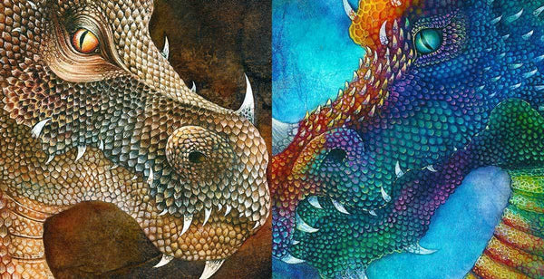 Kerry Darlington - The Dragon Series