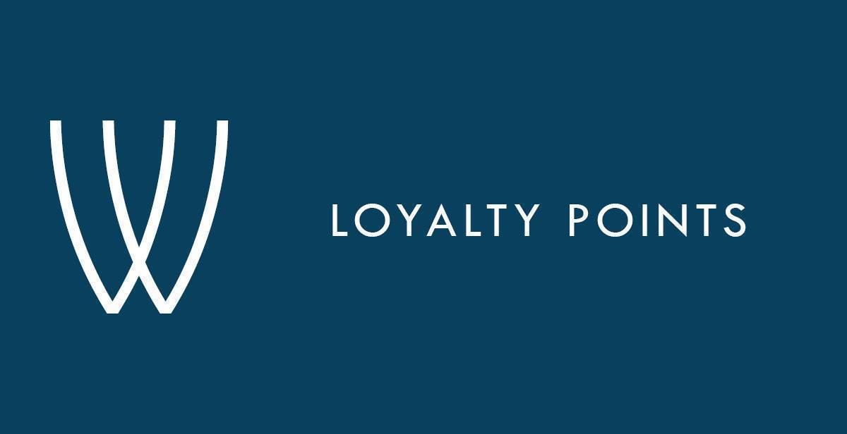 Wyecliffe Benefits - Loyalty Points