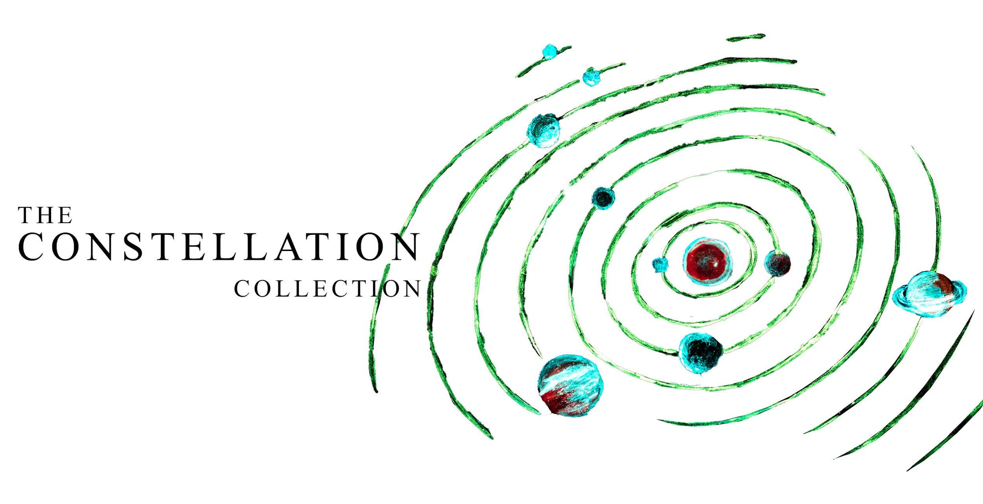The Constellation Collection - Becky Smith