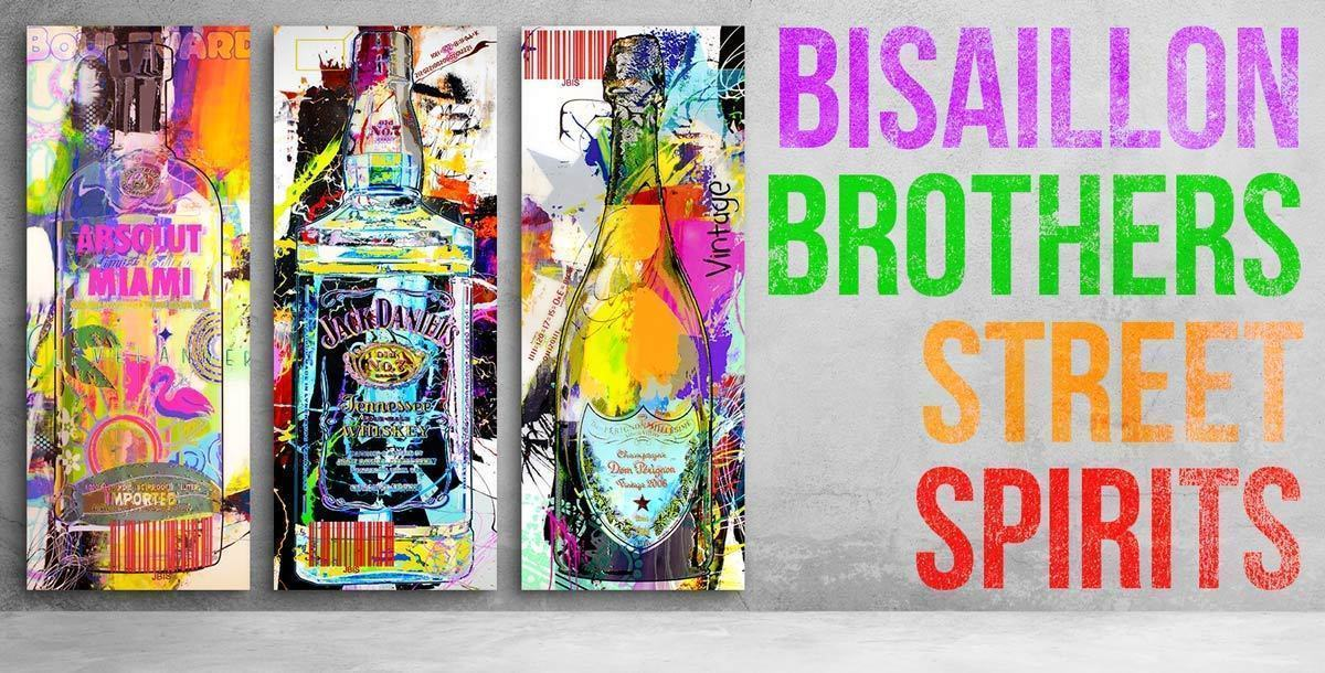 The Bisaillon Brothers - Jbis Art