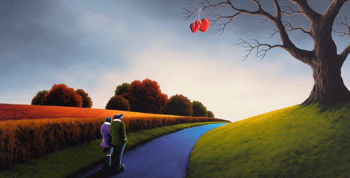 David Renshaw - The Northern Romance Continues...