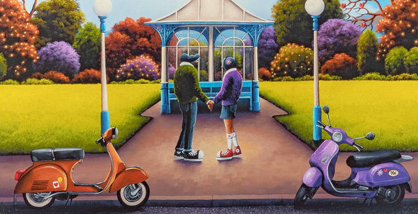 David Renshaw - Our First Date