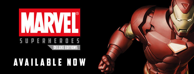 Marvel Deluxe Edition Releases