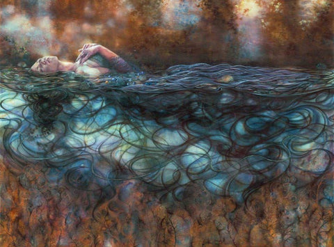 Kerry Darlington Ophelia