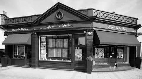 Wyecliffe Gallery shop external
