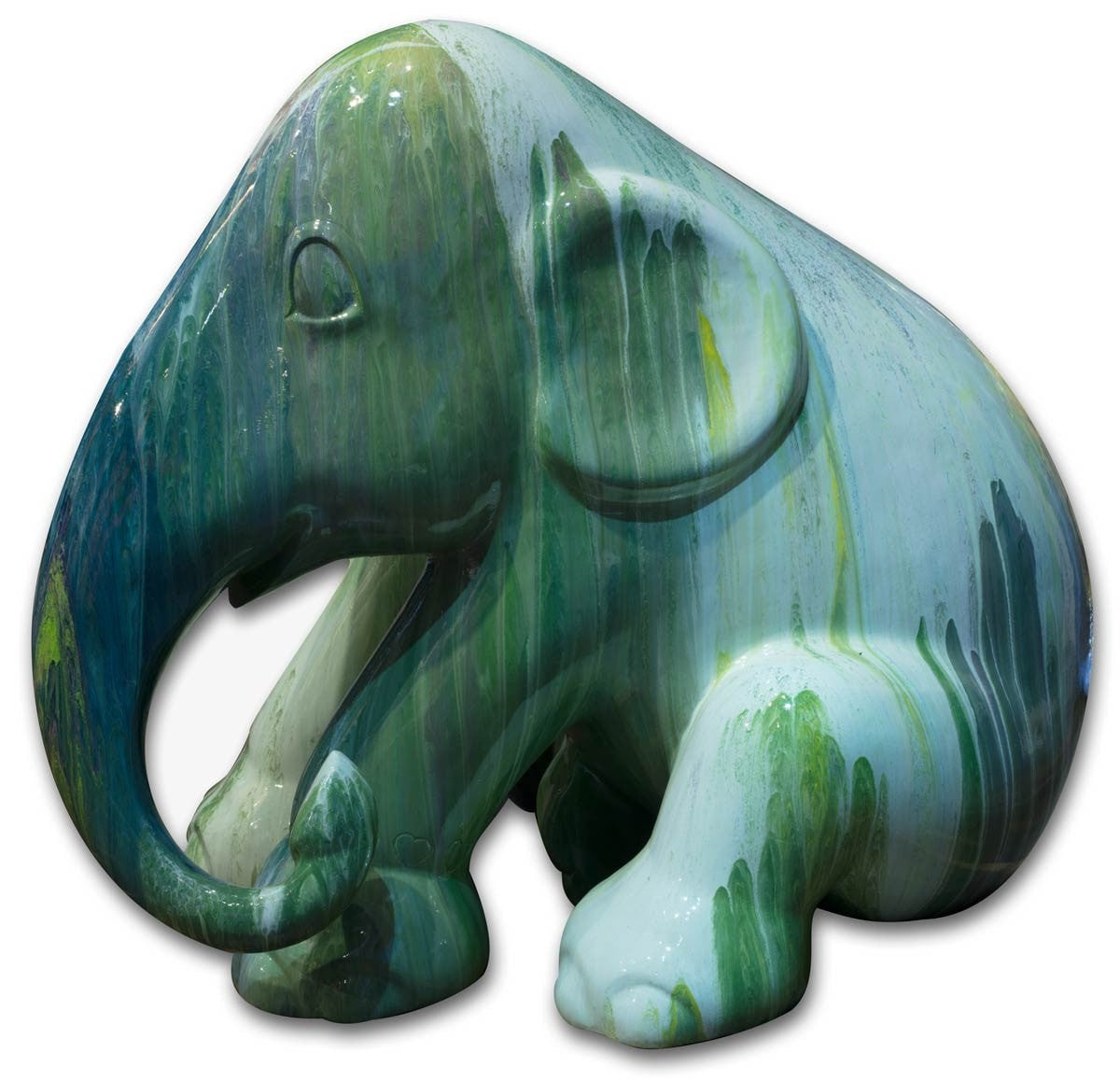 Hathi - Elephant Sculpture Alex Echo