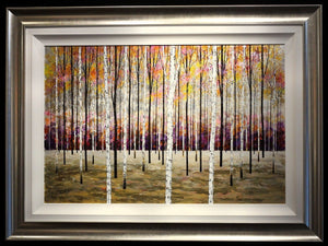 Shadows of the Forest - SOLD Alex Jawdokimov