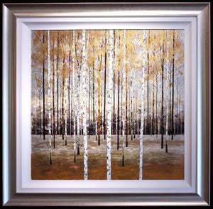 Silver Birches - SOLD Alex Jawdokimov