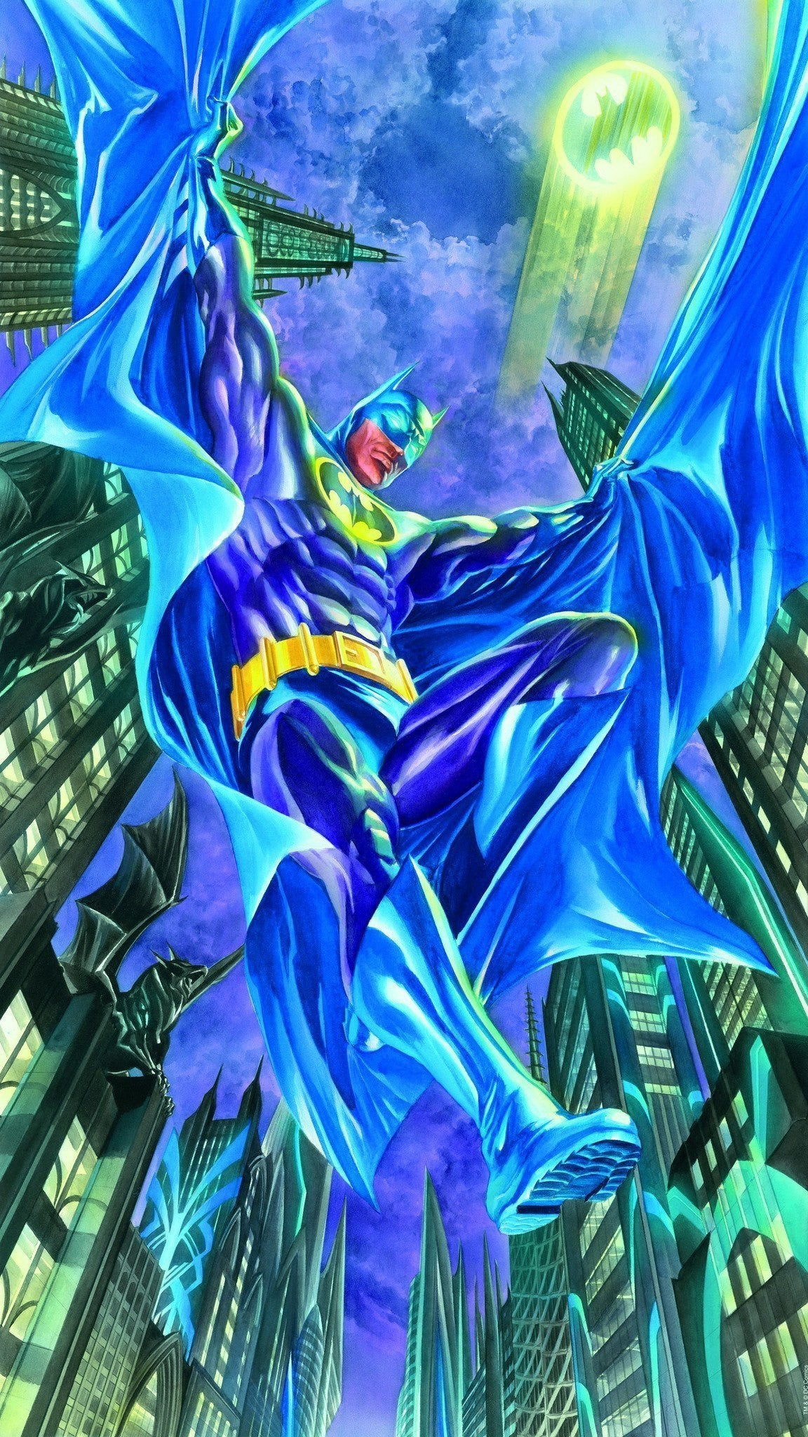 Batman: Dark Knight Detective Alex Ross
