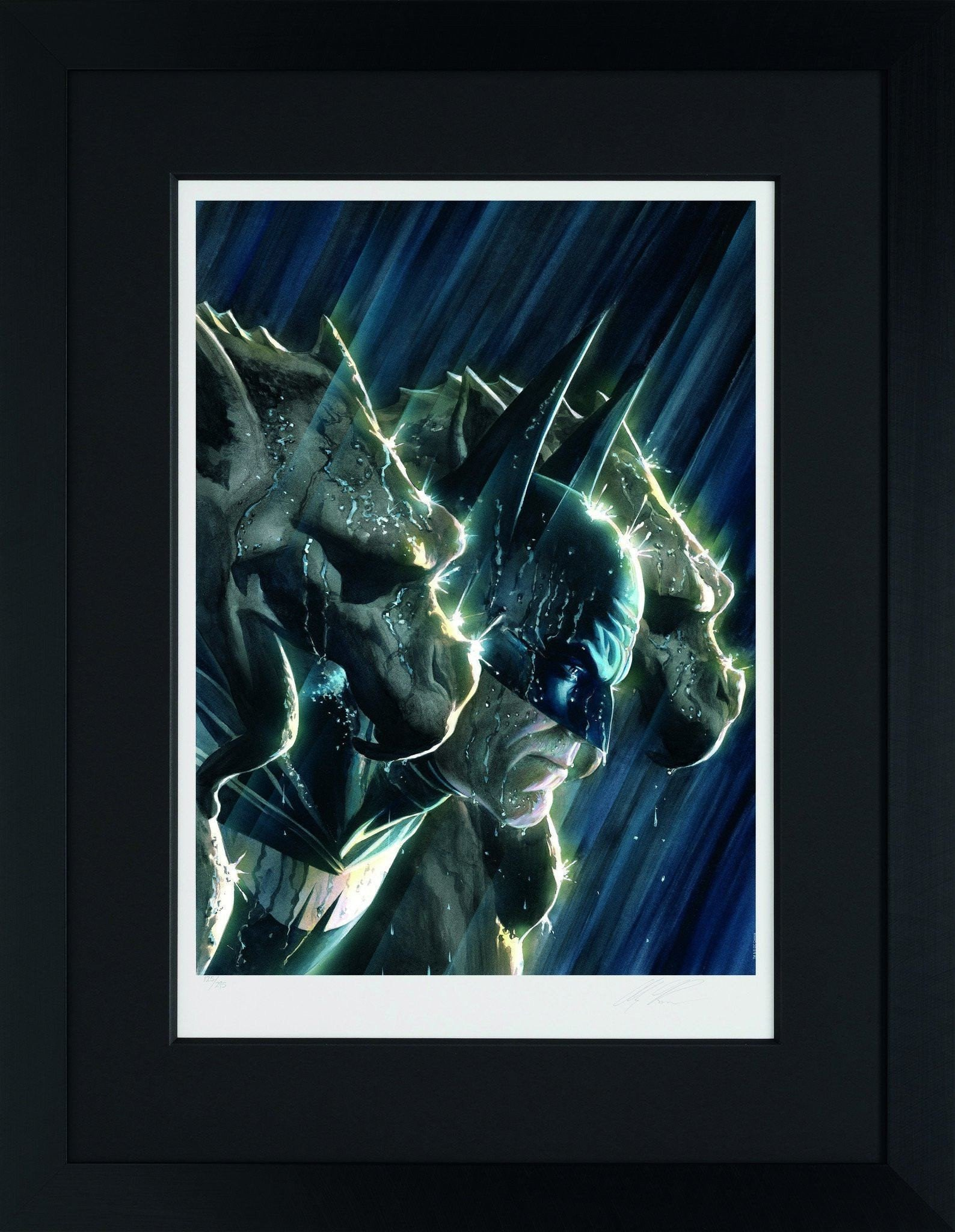 Grim Gargoyles - SOLD Alex Ross